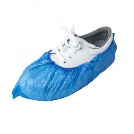 Fully Detectable Shoe Covers