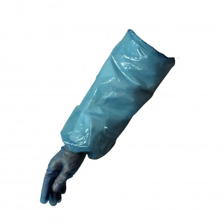 Fully Detectable Sleeve Covers
