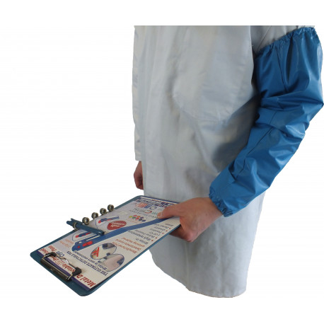 Detectable Reusable Sleeve Covers