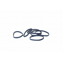 Detectable Rubber Bands