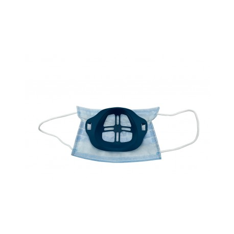 Detectable Reusable Facemask Spacer / Bracket