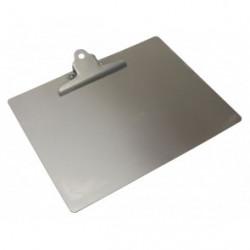Stainless Steel / Aluminium Clipboard