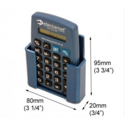 Pocket Calculator Holder