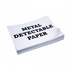 Metal Detectable Paper A4
