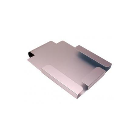 Anodised Aluminium Card Holder Hanging