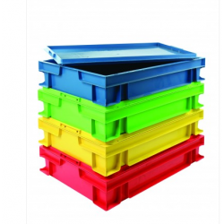 Detectable Stackable Trays