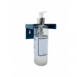 Detectable Wall Mounted Hand Sanitiser Bottle Holder