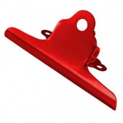 Stainless Steel HD Coloured Clipboard Clips