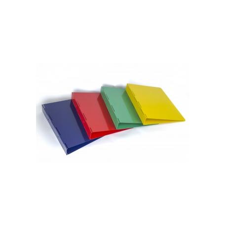 Colour Coded Aluminium Ring Binders