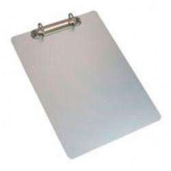 Stainless Steel Ring Binder Clipboard