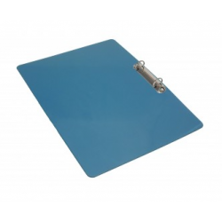 Detectable Plastic Ring Binder Clipboard