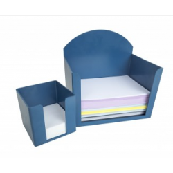 Detectable Paper Holder